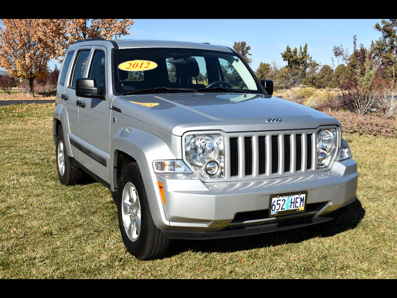 2012 Jeep Liberty Sport 4WD ***LOW MILE***