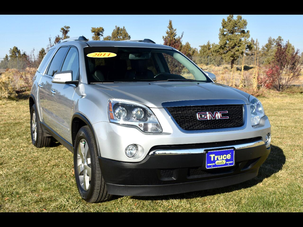 2011 GMC Acadia SLT1 AWD ***LOW MILE***THIRD ROW SEATING***