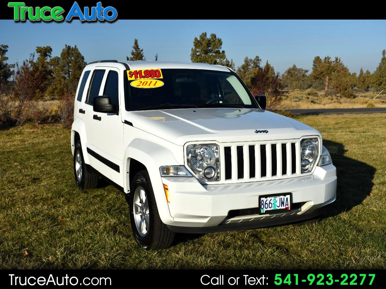 2011 Jeep Liberty Sport 4WD ***WELL MAINTAINED***