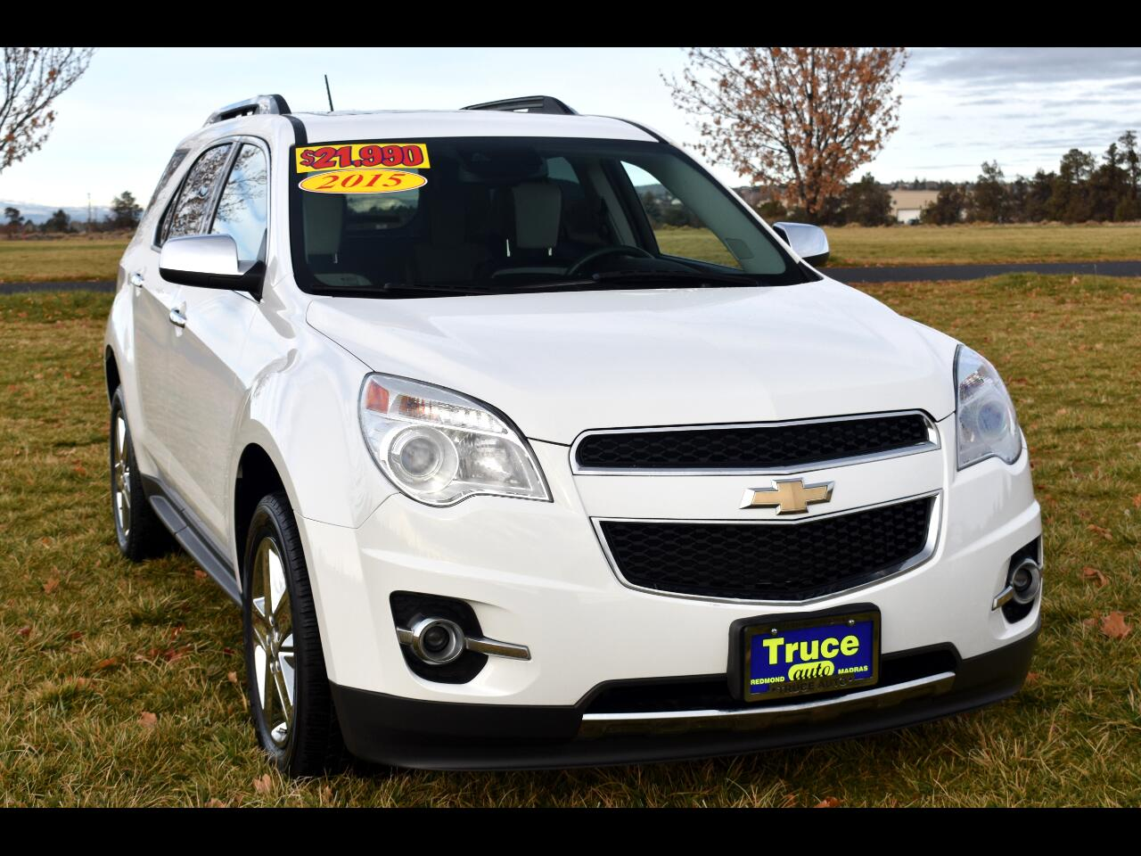 2015 Chevrolet Equinox LTZ AWD ***ONE OWNER***