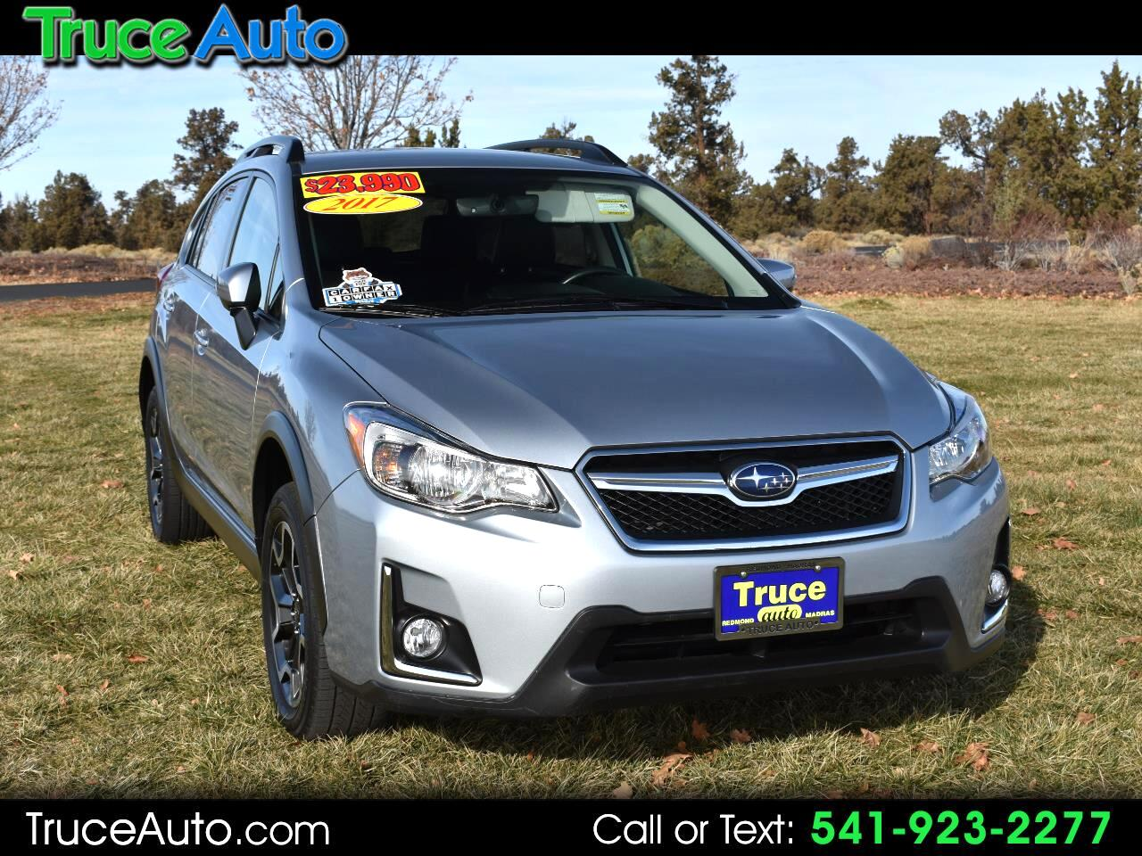 2017 Subaru Crosstrek 2.0i Limited CVT ***ONE OWNER***