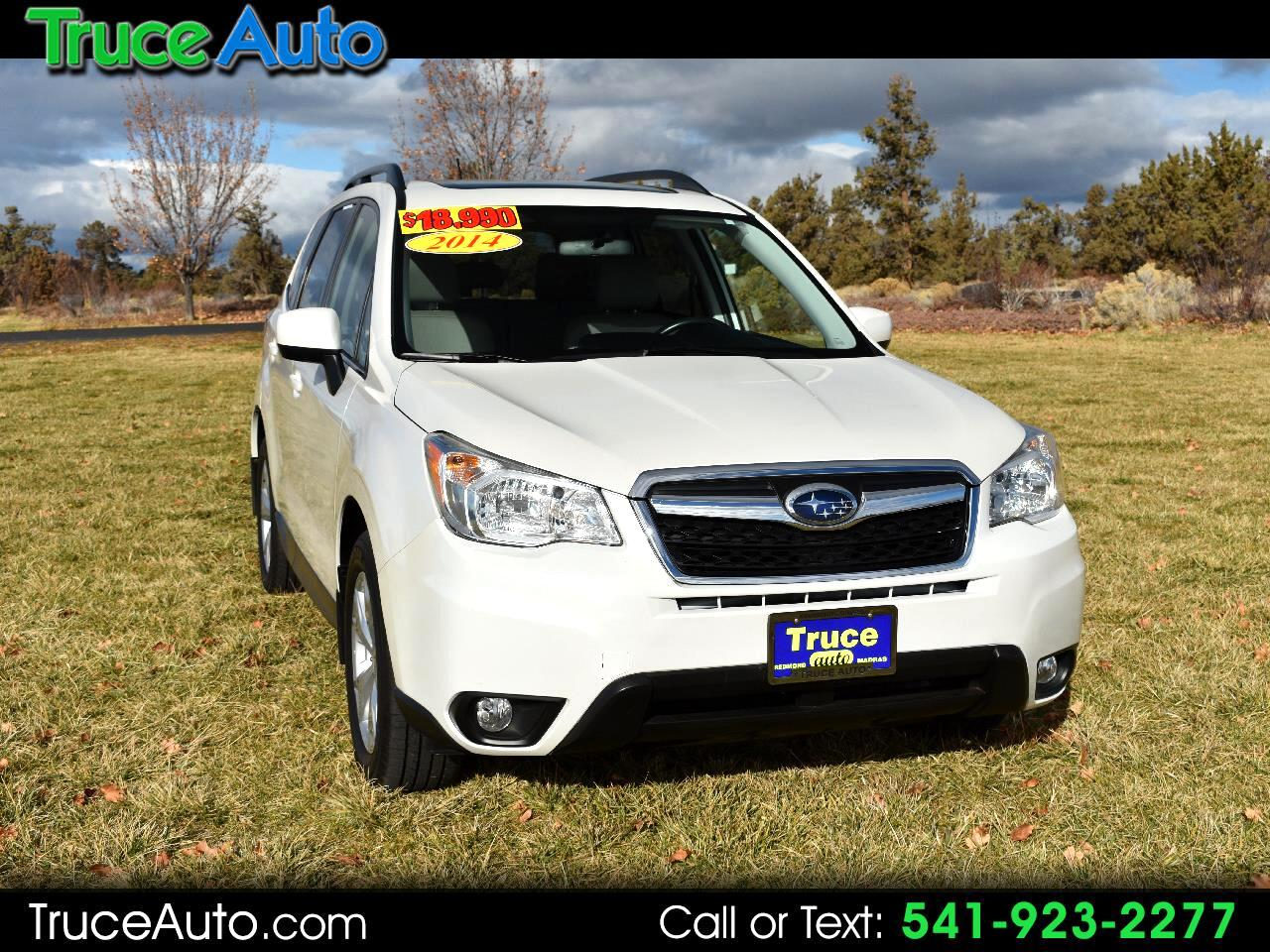 2014 Subaru Forester Limited 2.5i AWD ***WELL MAINTAINED***