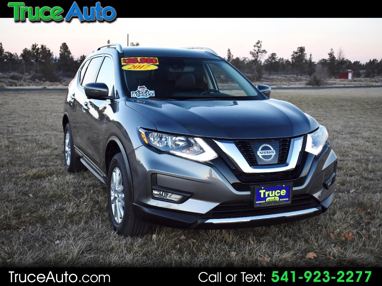 2017 Nissan Rogue SL AWD 2017.5 ***ONE OWNER***LOW MILE***