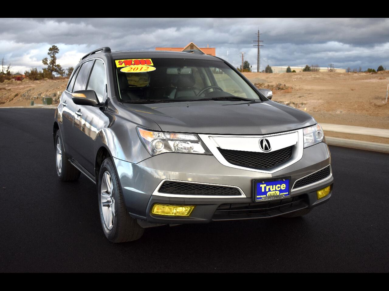 2012 Acura MDX AWD 4dr ***THIRD ROW SEATING***