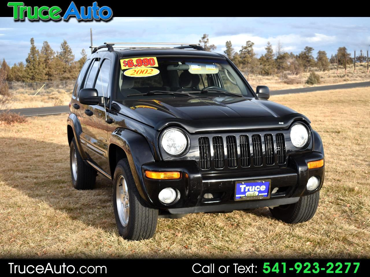 2002 Jeep Liberty Limited 4WD ***LOW MILE***