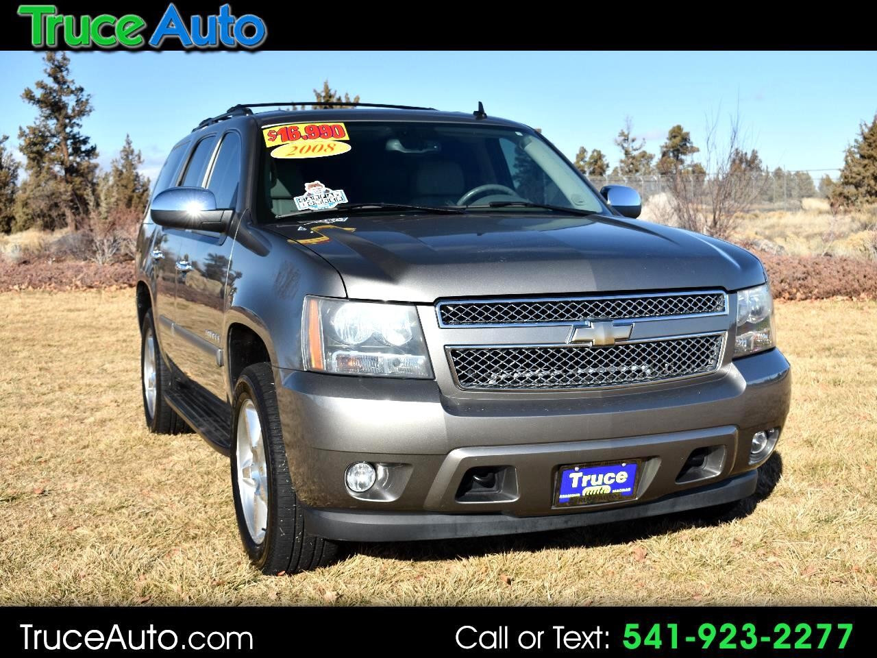 2008 Chevrolet Tahoe 1500 4DR 4WD LTZ **ONE OWNER**
