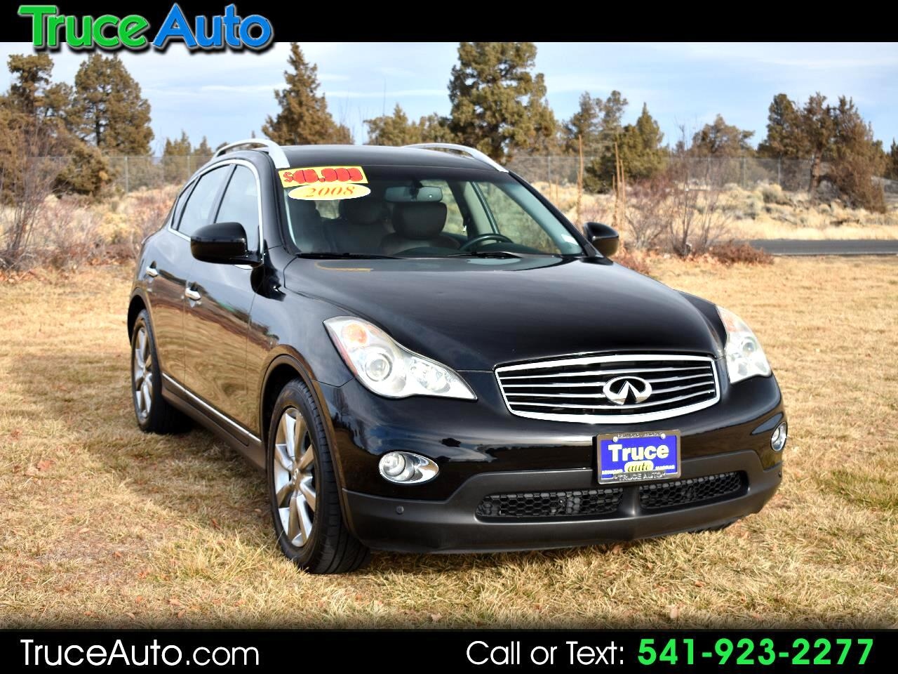 2008 Infiniti EX35 Journey AWD ***LOW MILE***