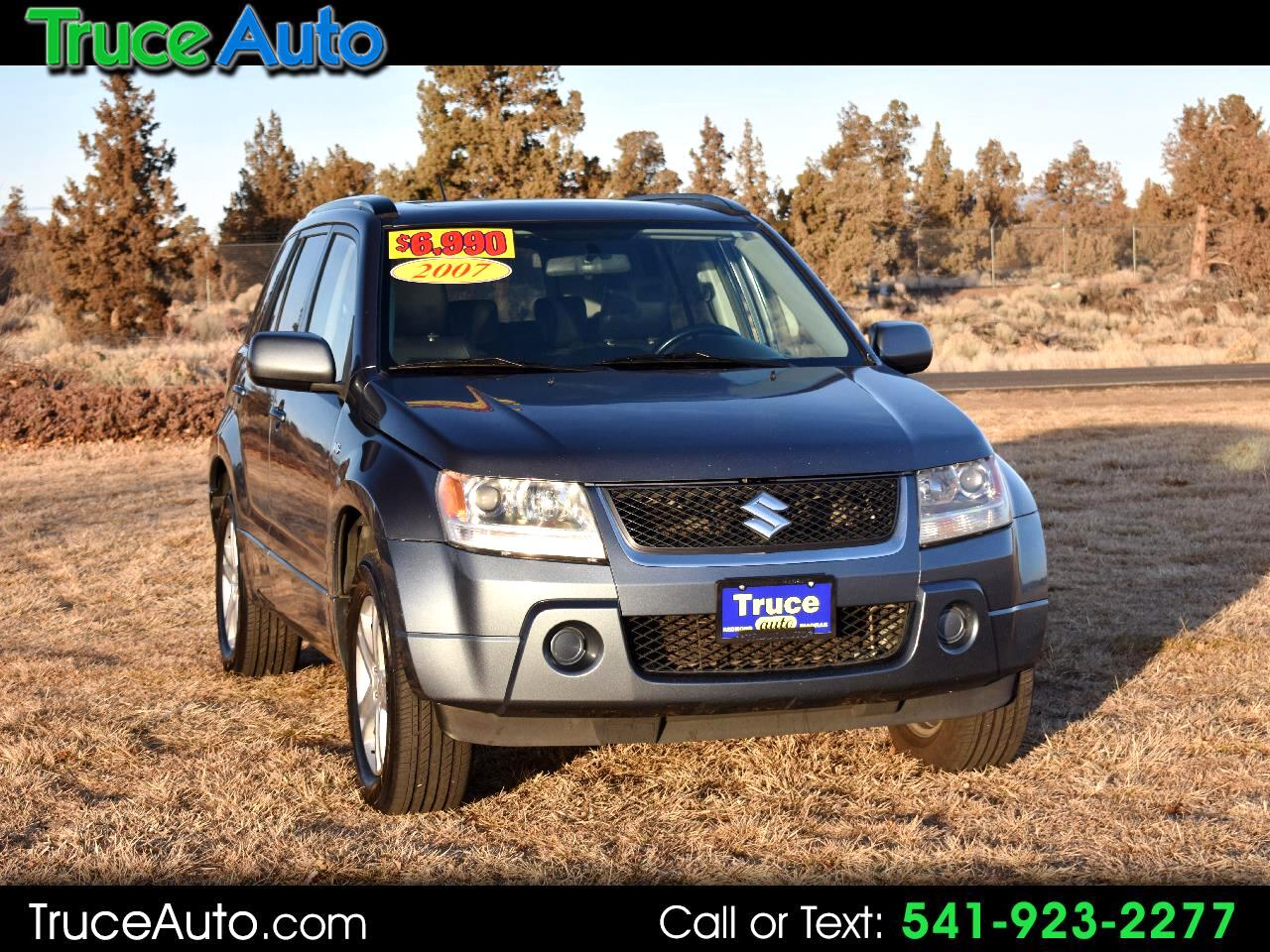 2007 Suzuki Grand Vitara Luxury 4WD ***LOW MILE***