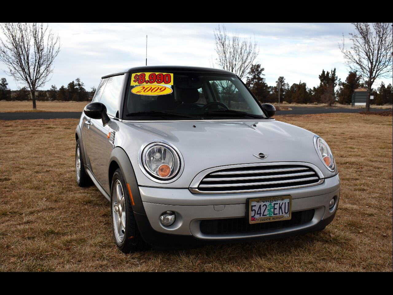 2009 MINI Cooper Hardtop 2dr Cpe ***LOW MILE***GAS SAVER***