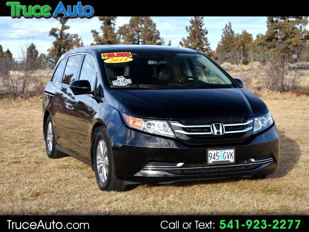 2014 Honda Odyssey EX-L ***ONE OWNER***LOW MILE***