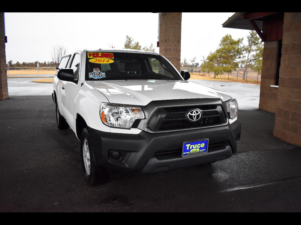 2014 Toyota Tacoma 2WD REG CAB I4 **ONE OWNER**
