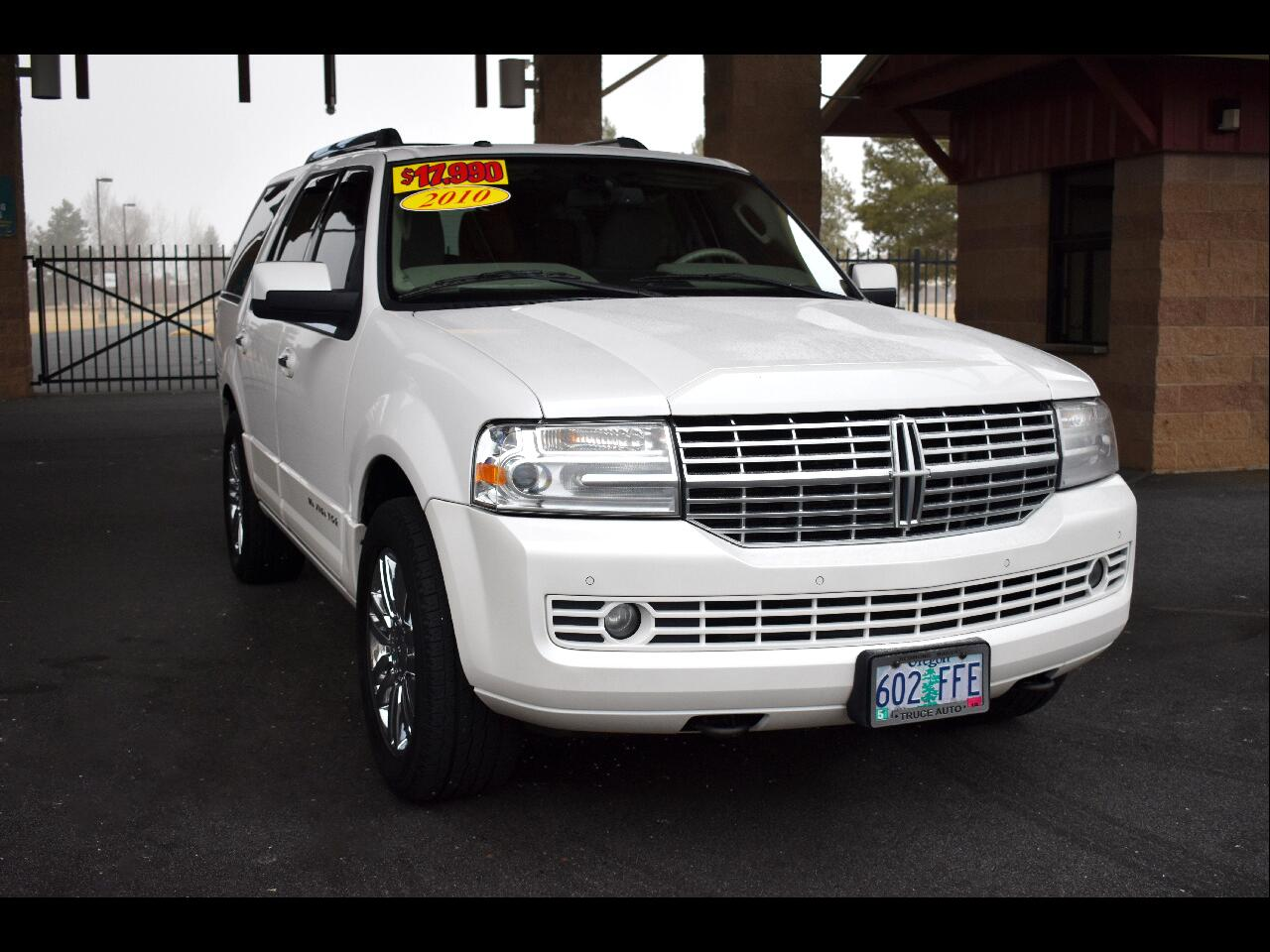 2010 Lincoln Navigator 4WD 4dr ****THIRD ROW***LOW MILES****