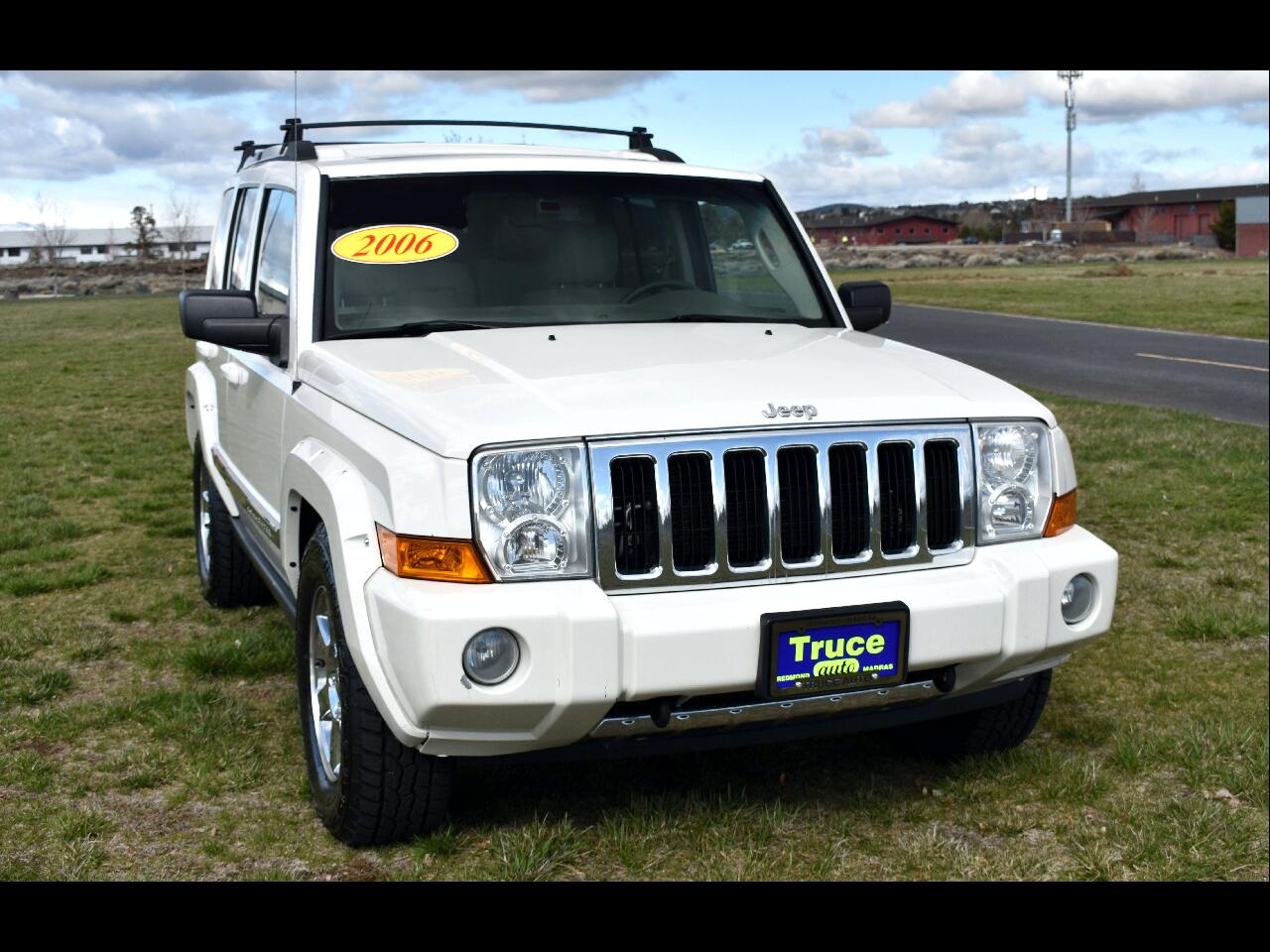 2006 Jeep Commander 4dr Limited 4WD**LOW MILES**