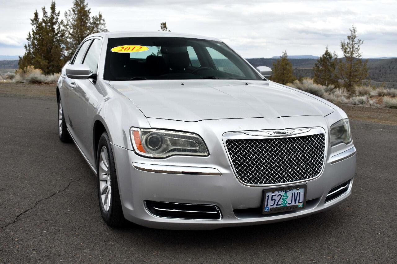 2012 Chrysler 300 4DR SEDAN V6
