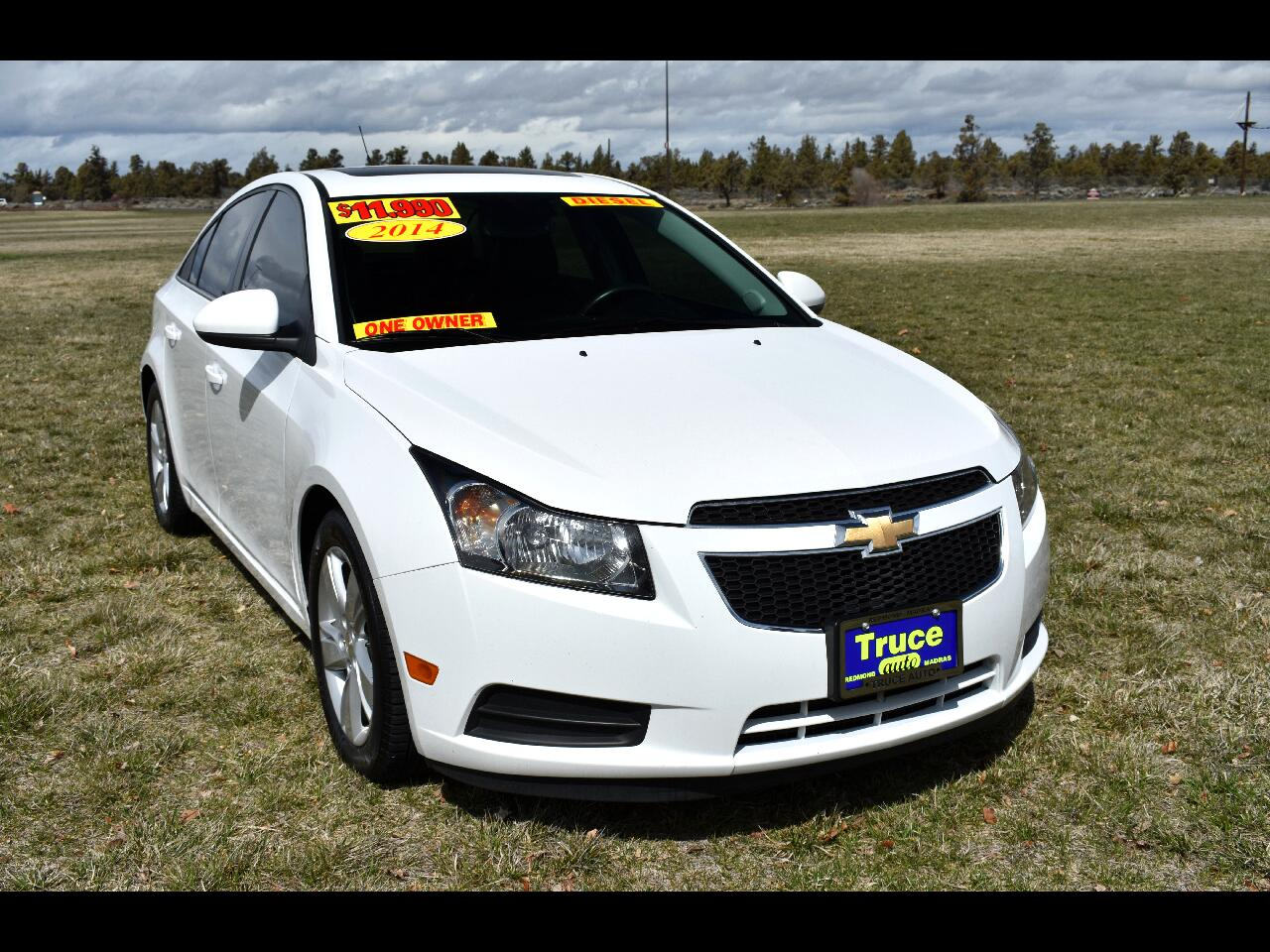 2014 Chevrolet Cruze 4dr SDN **ONE OWNER** **DIESEL**