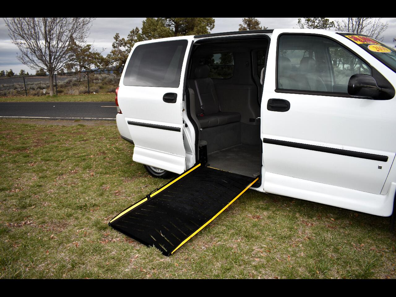 2006 Chevrolet Uplander 4DR LS ***HANDICAP VAN***ONE OWNER***