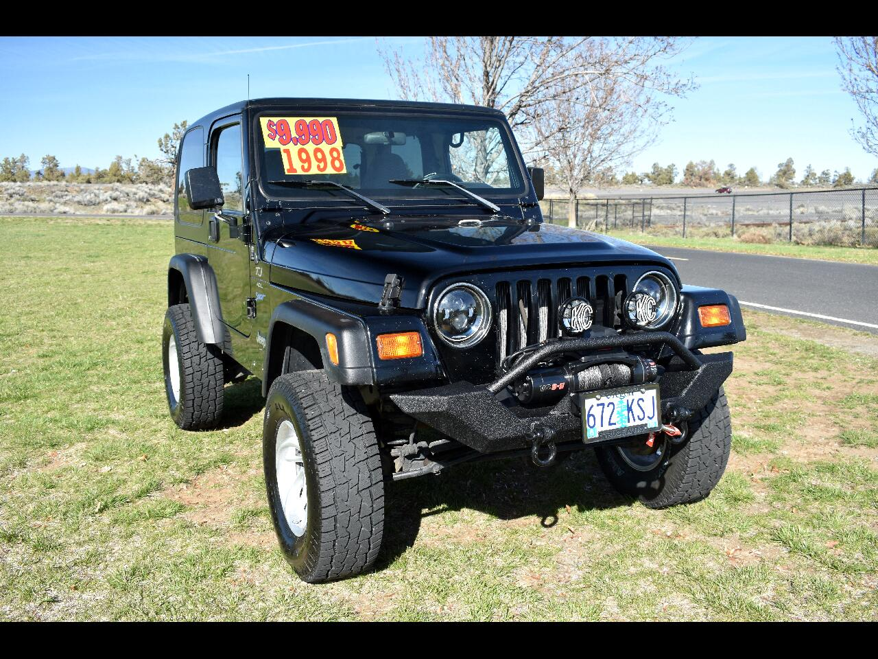 1998 Jeep Wrangler 2dr Sport