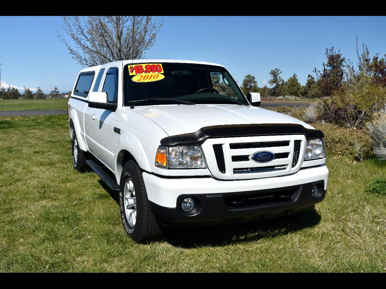 2010 Ford Ranger 4WD SUPERCAB XLT **LOW MILES**