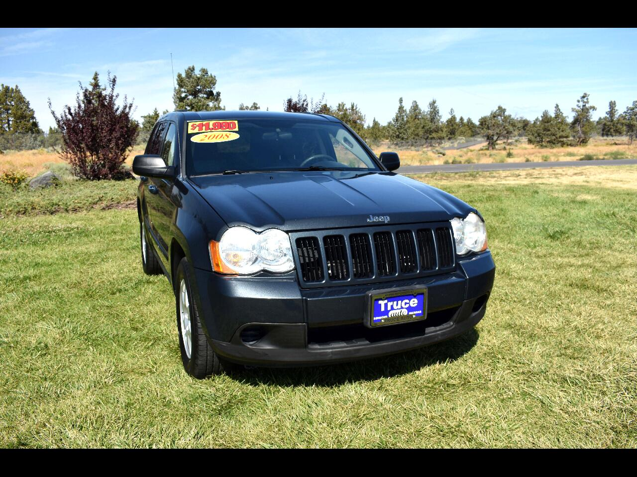 2008 Jeep Grand Cherokee 4WD LAREDO **LOW MILES**