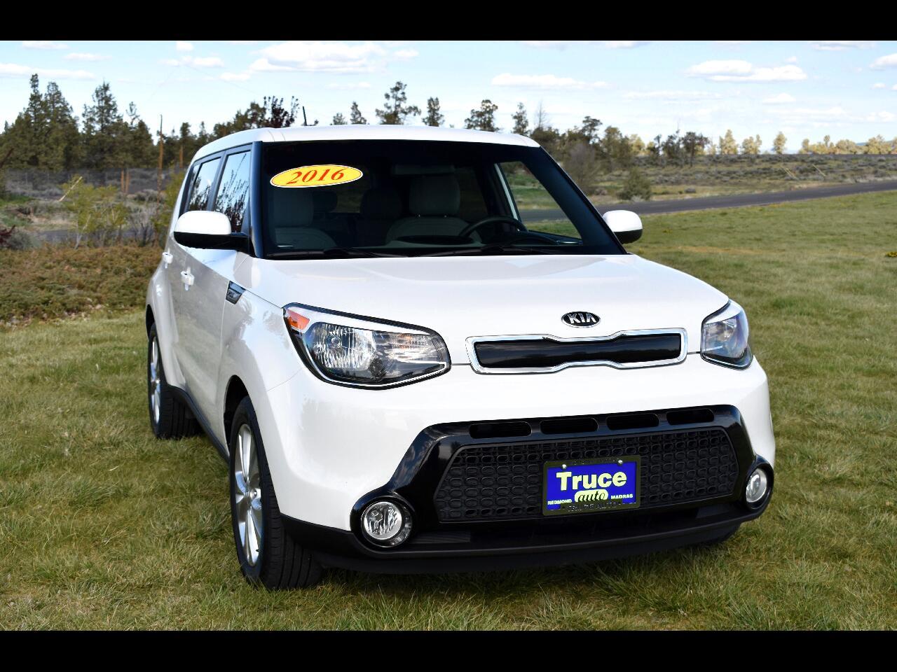 2016 Kia Soul 5dr Wgn Auto +