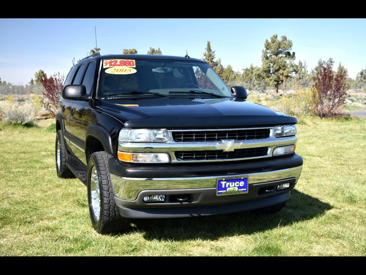 2005 Chevrolet Tahoe 1500 LS **LOW MILES**