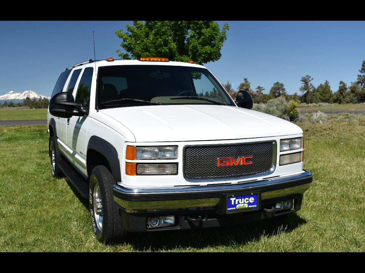 1996 GMC Suburban 2500 4WD L-29 PERFORMANCE