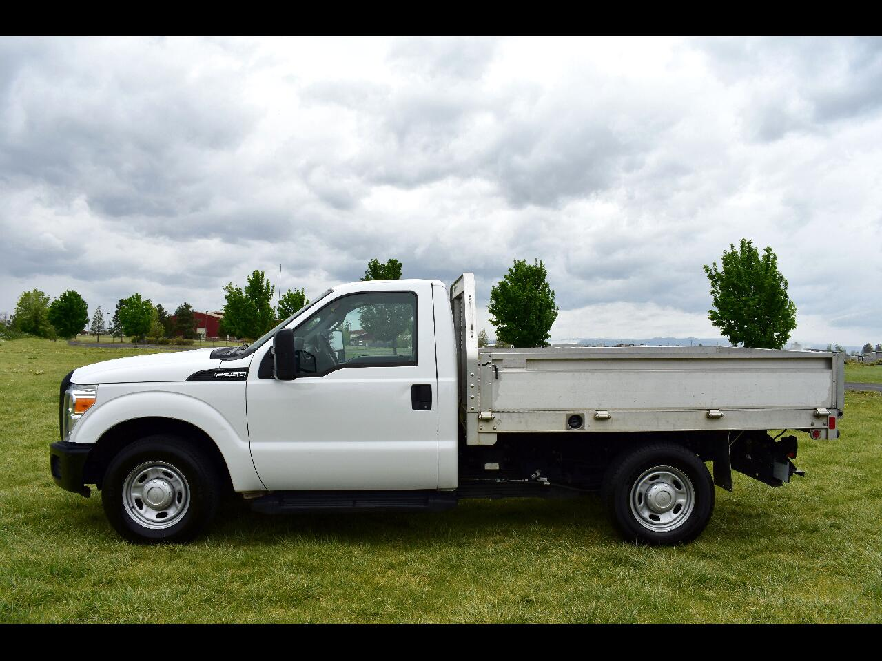 2014 Ford Super Duty F-250 SRW XL **ONE OWNER** **LOW MILES**FLAT BED**