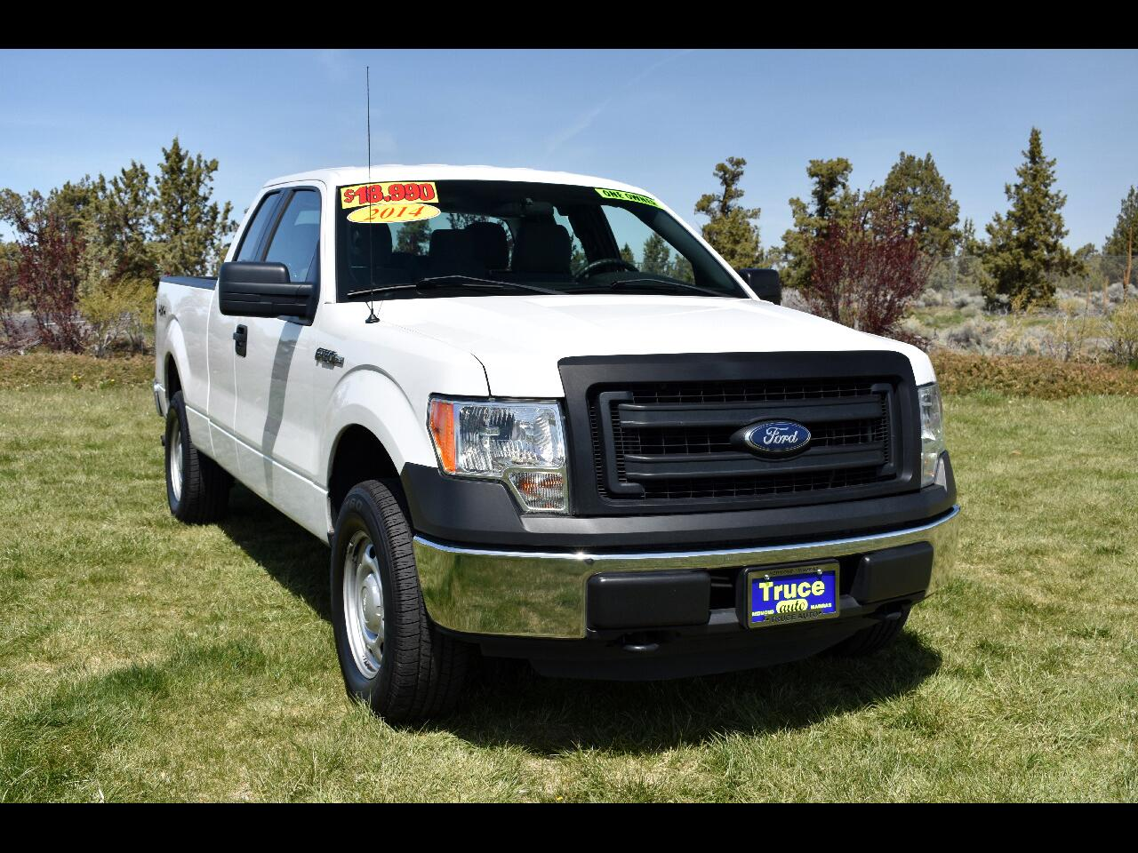 """2014 Ford F-150 SUPERCAB 145"""" XL **ONE OWNER**"""