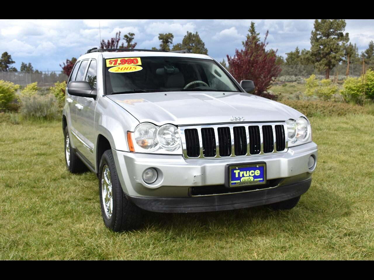 2005 Jeep Grand Cherokee LIMITED 4WD **LOW MILES**