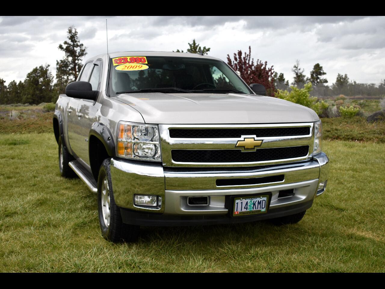 2009 Chevrolet Silverado 1500 CREW CAB LTZ **LOW MILES**