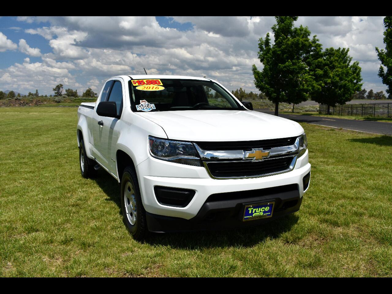 2016 Chevrolet Colorado EXT CAB 128.3
