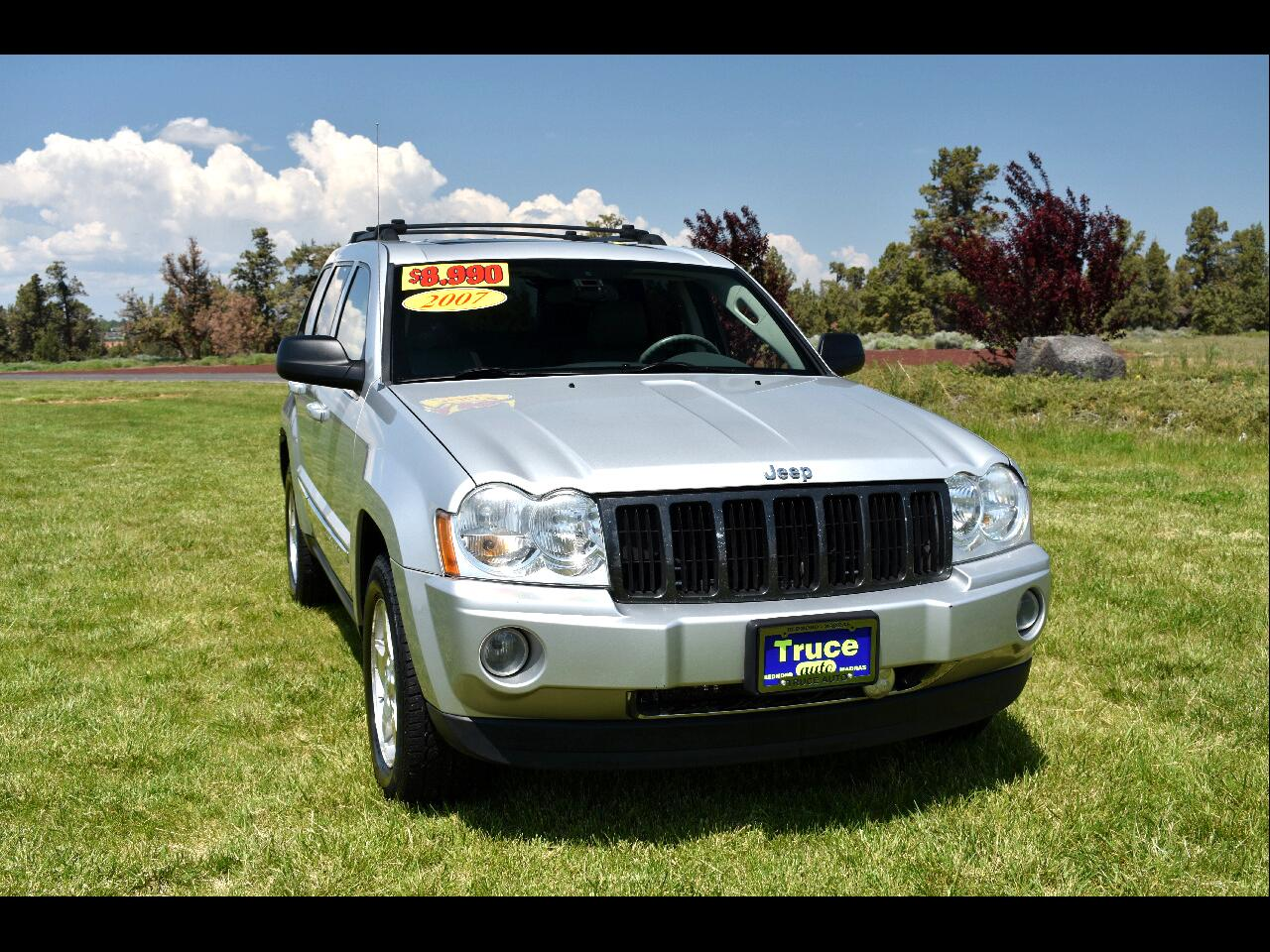 2007 Jeep Grand Cherokee 4WD LIMITED **LOW MILES**