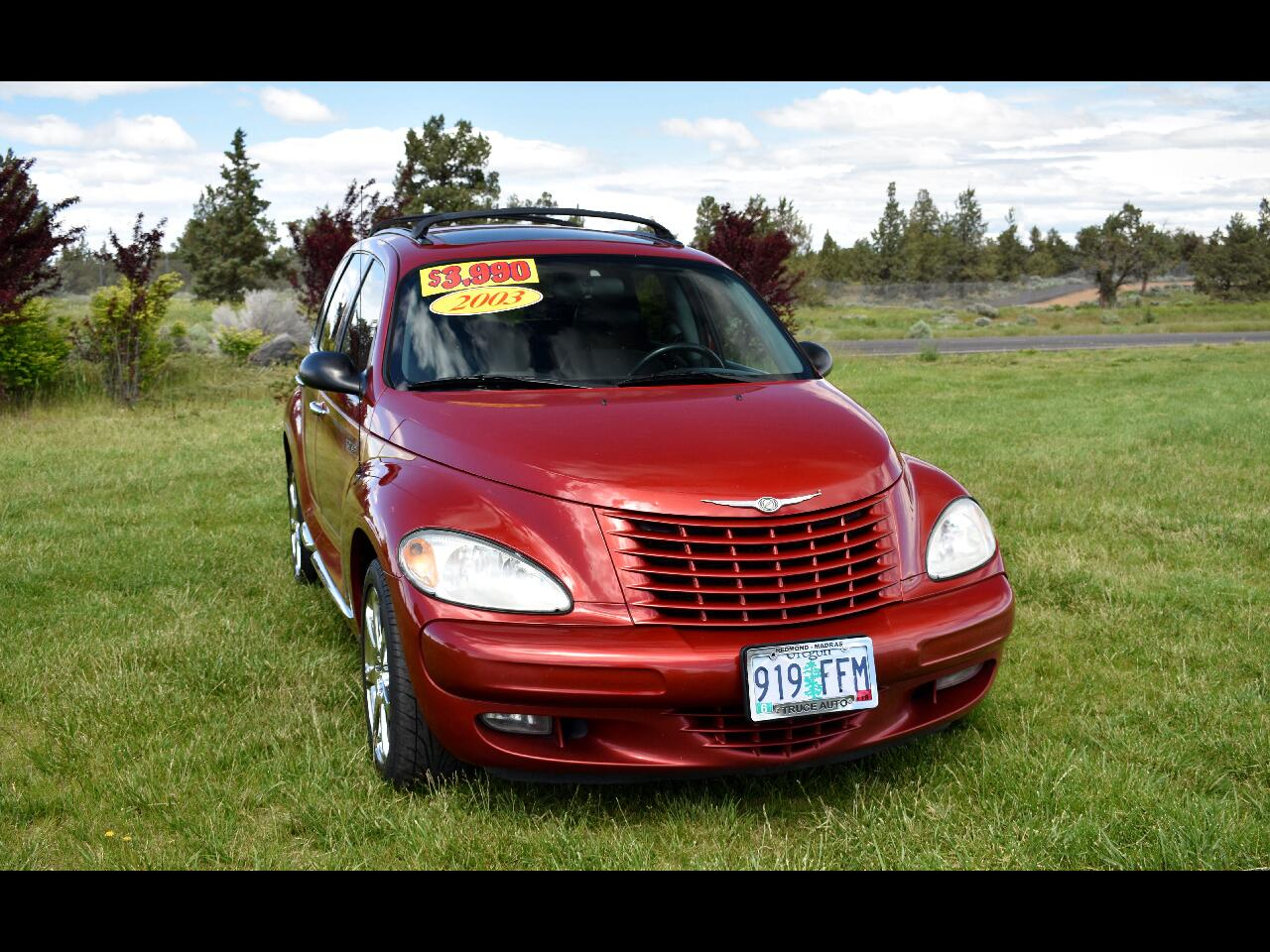 2003 Chrysler PT Cruiser 4dr Wgn Limited