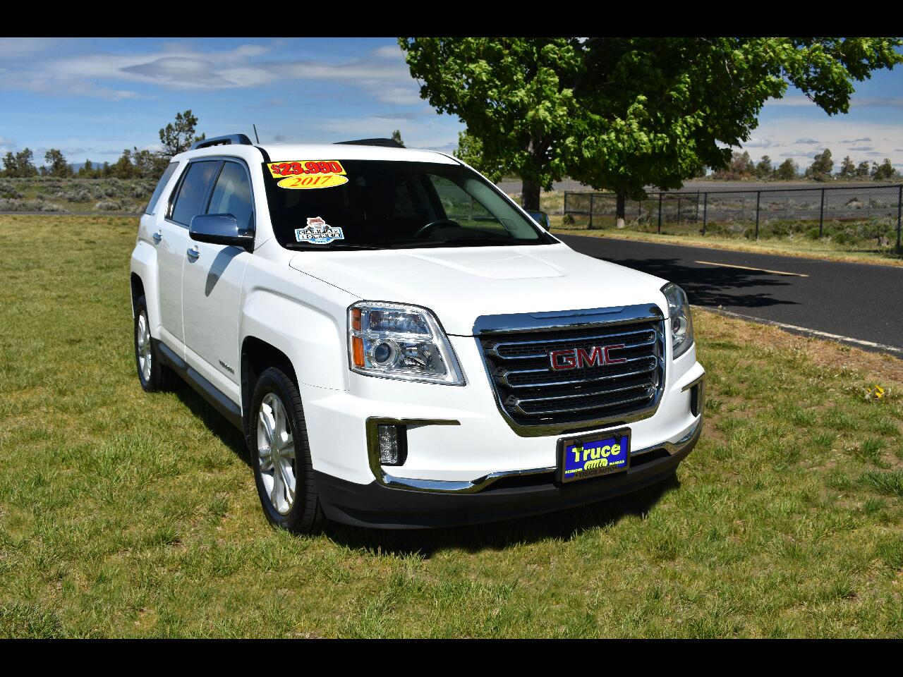 2017 GMC Terrain AWD SLT **ONE OWNER**
