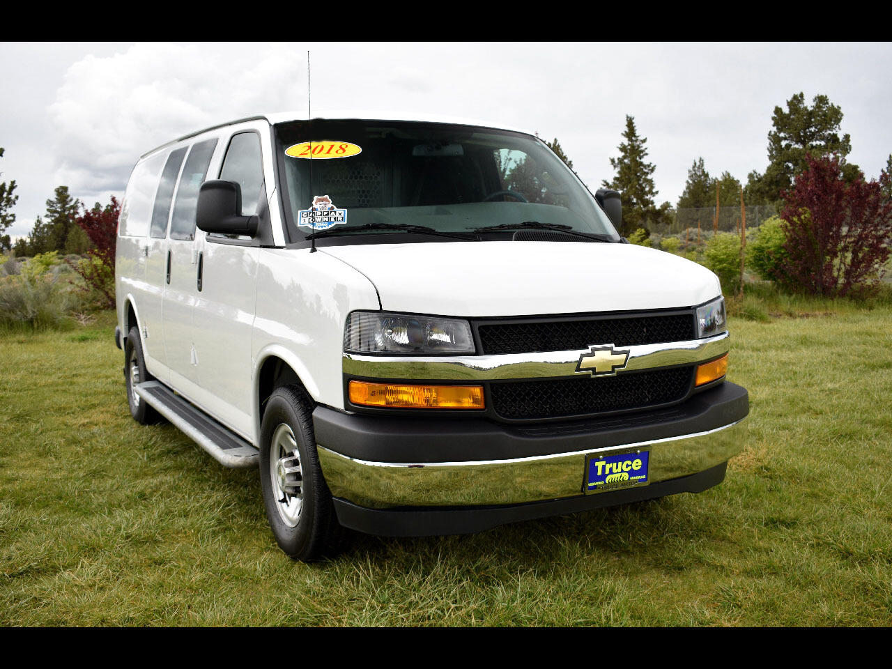 2018 Chevrolet Express Cargo Van 2500 ***REDUCED PRICE***LOW MILES***