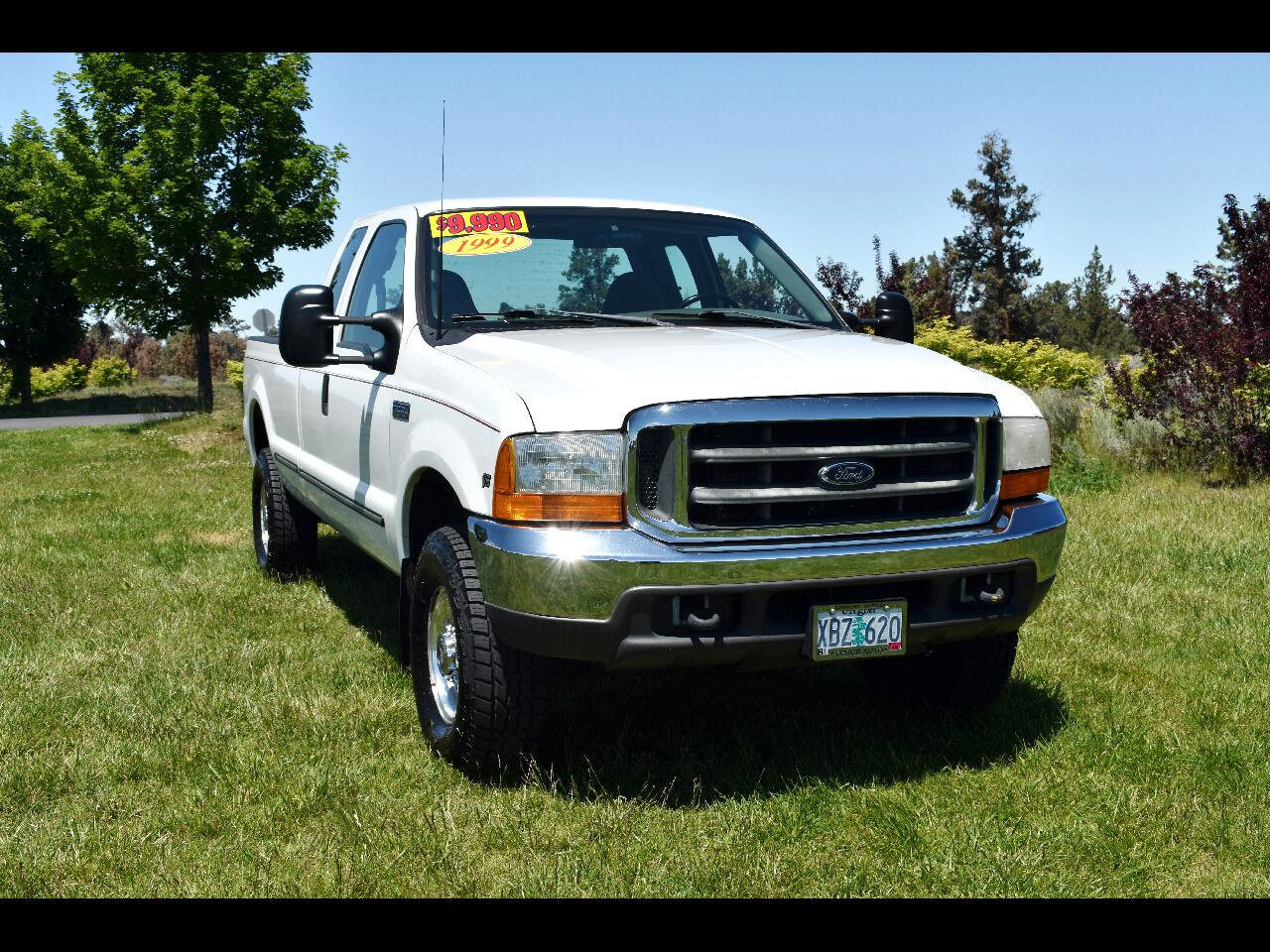1999 Ford Super Duty F-250 SUPERCAB XL ***LOW MILES***
