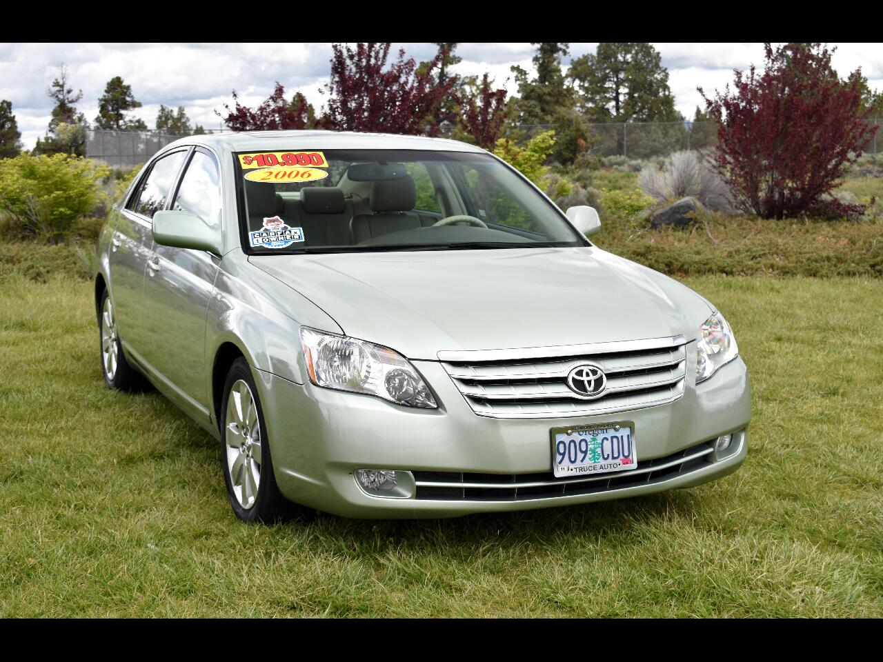 2006 Toyota Avalon XL **ONE OWNER** **LOW MILES**