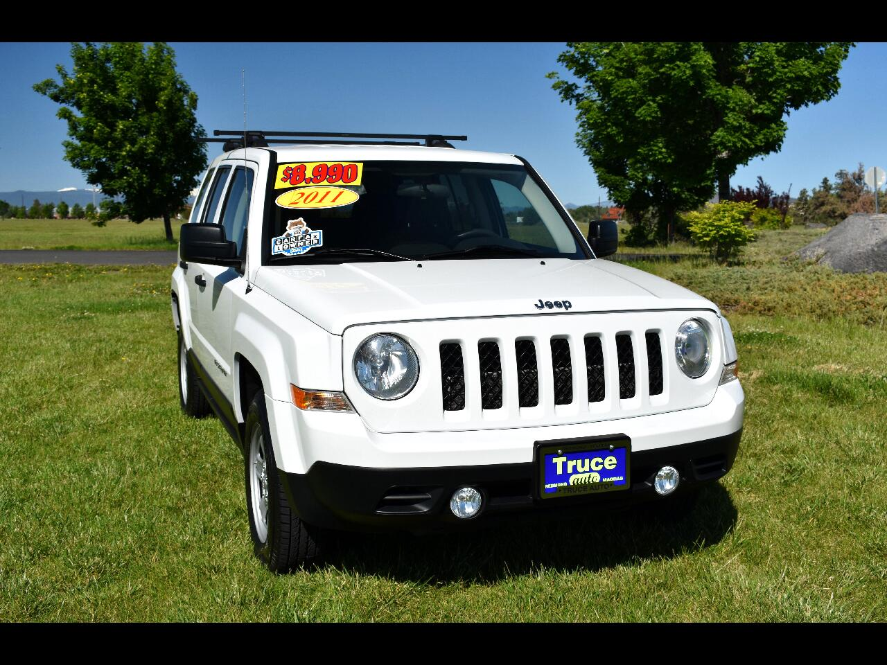 2011 Jeep Patriot 4WD SPORT **ONE OWNER**