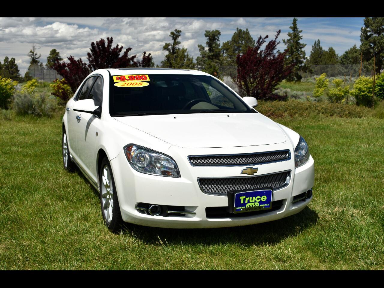2008 Chevrolet Malibu 4DR SDN LTZ **LOW MILES**
