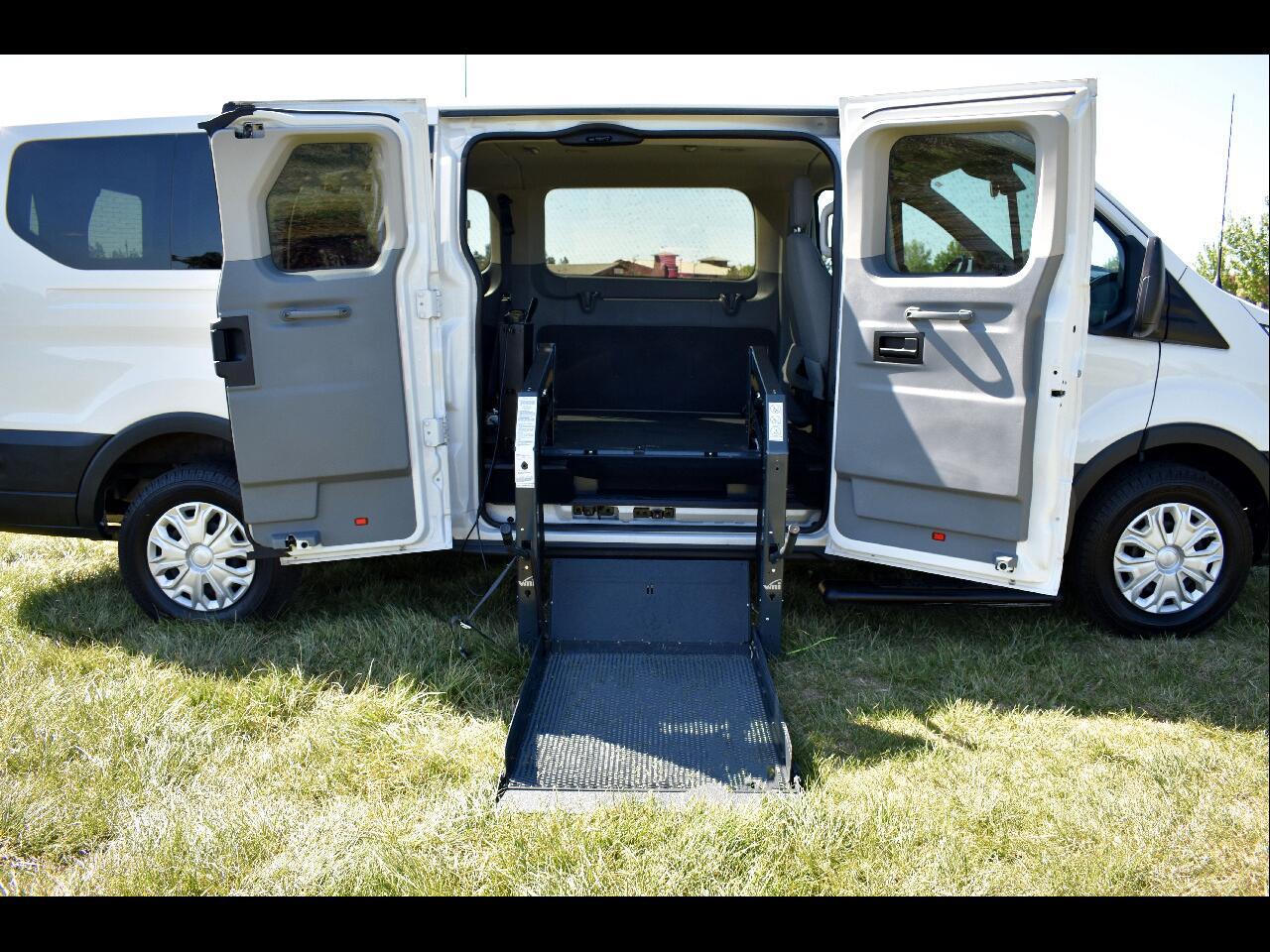 2015 Ford Transit Wagon T350 XL LOW RF **HANDICAP VAN** **LOW MILES**