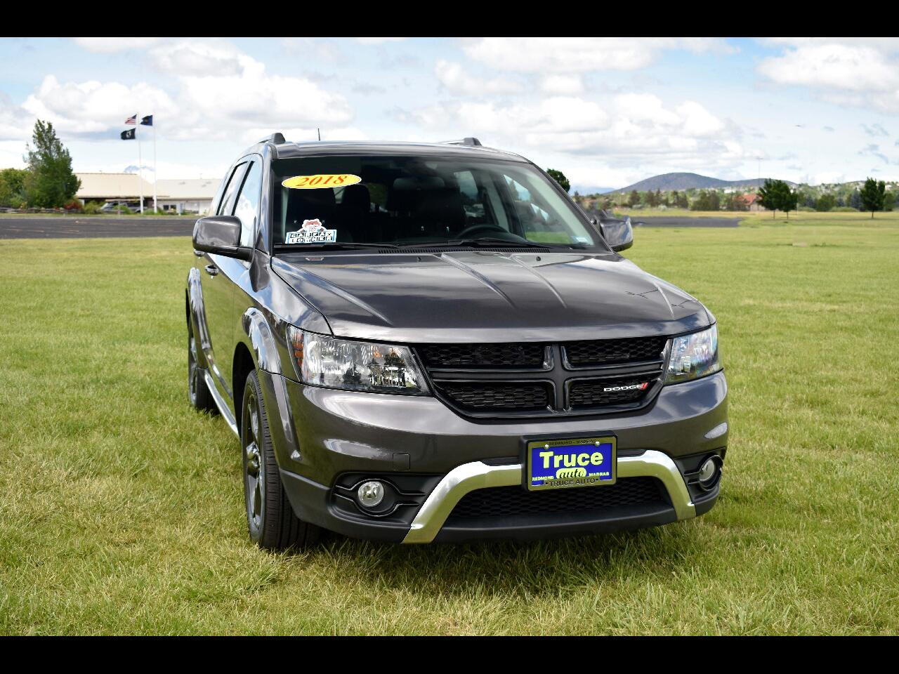 2018 Dodge Journey CROSSROAD *ONE OWNER* *THIRD ROW*