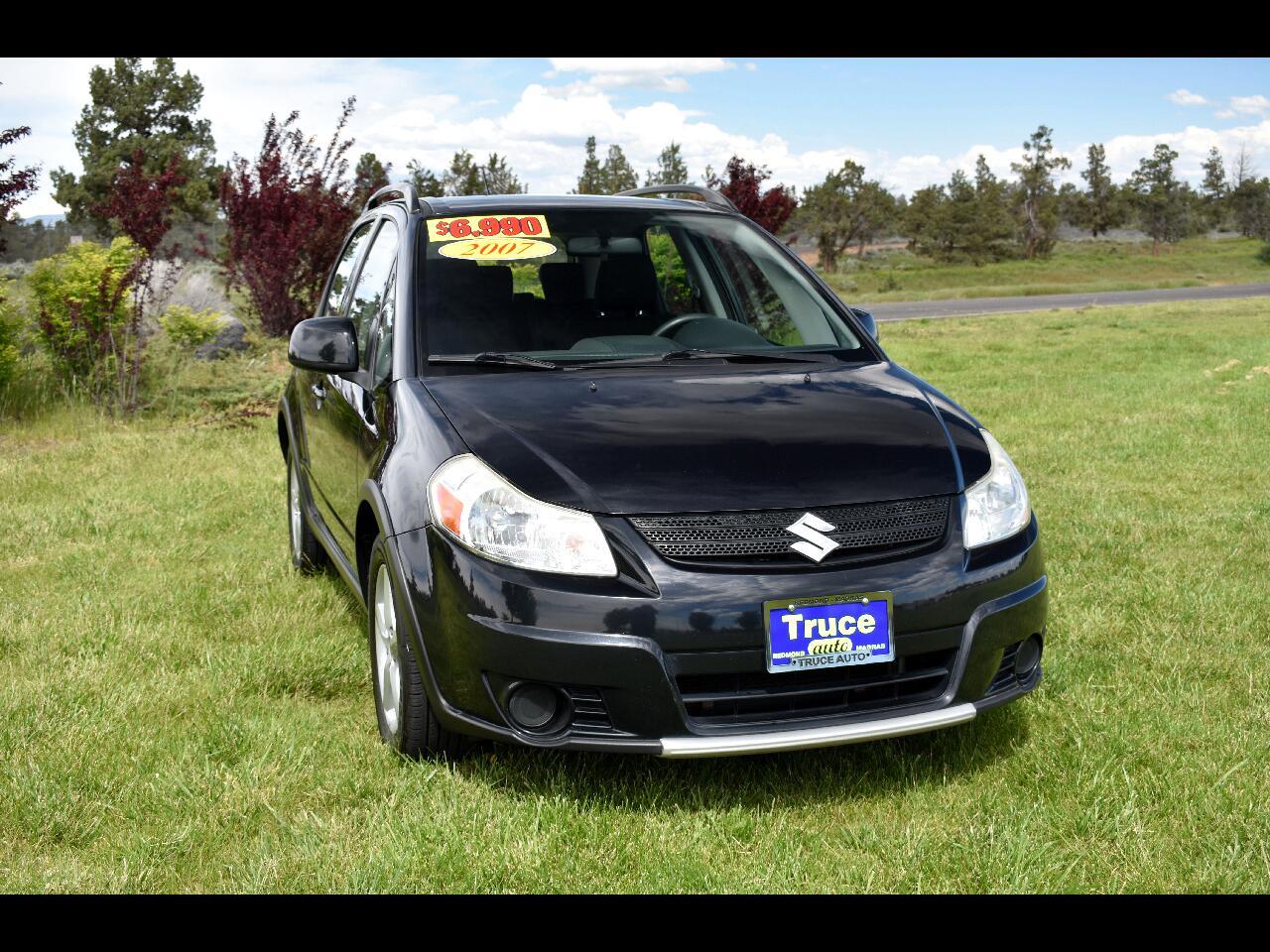 2007 Suzuki SX4 5DR HB MAN **LOW MILES**