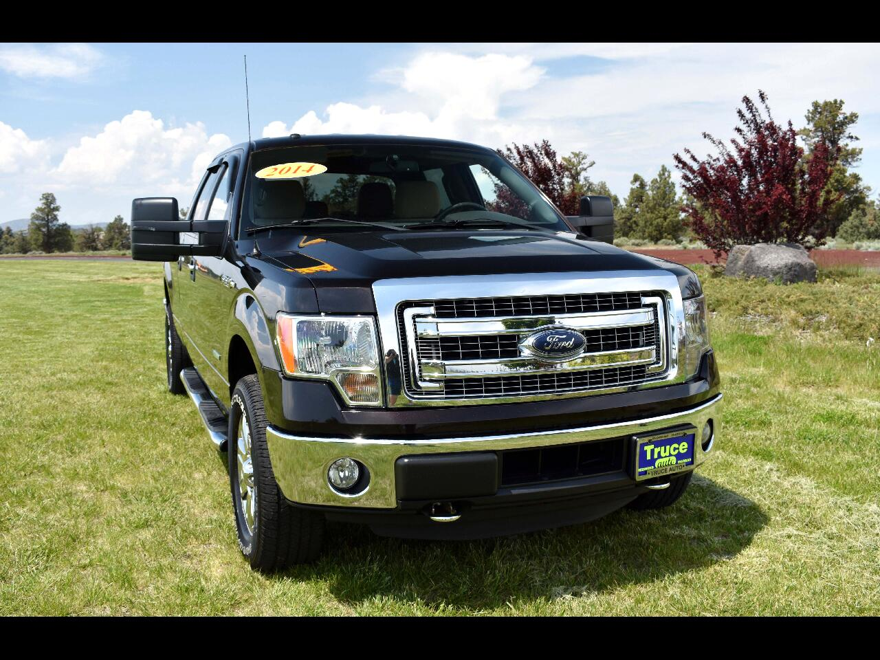 2014 Ford F-150 4WD SUPERCREW XL **LOW MILES**