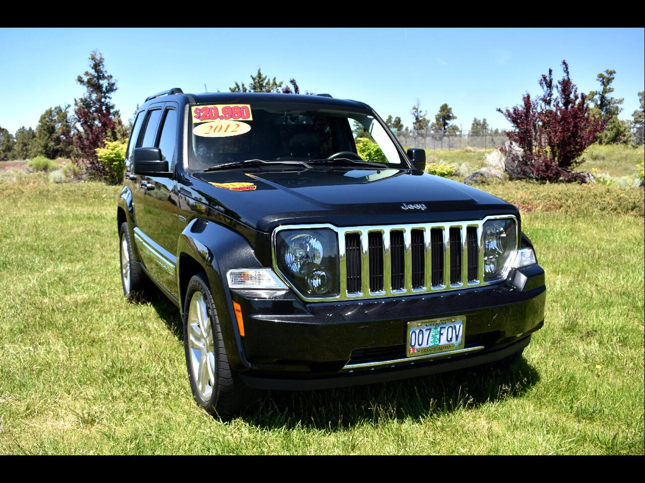 2012 Jeep Liberty LIMITED JET **LOW MILES**