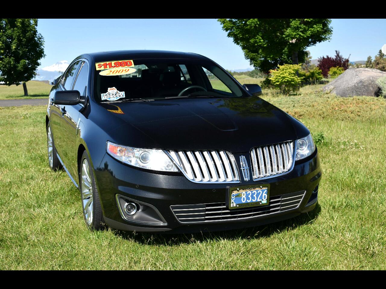2009 Lincoln MKS AWD **ONE OWNER** **LOW MILES**