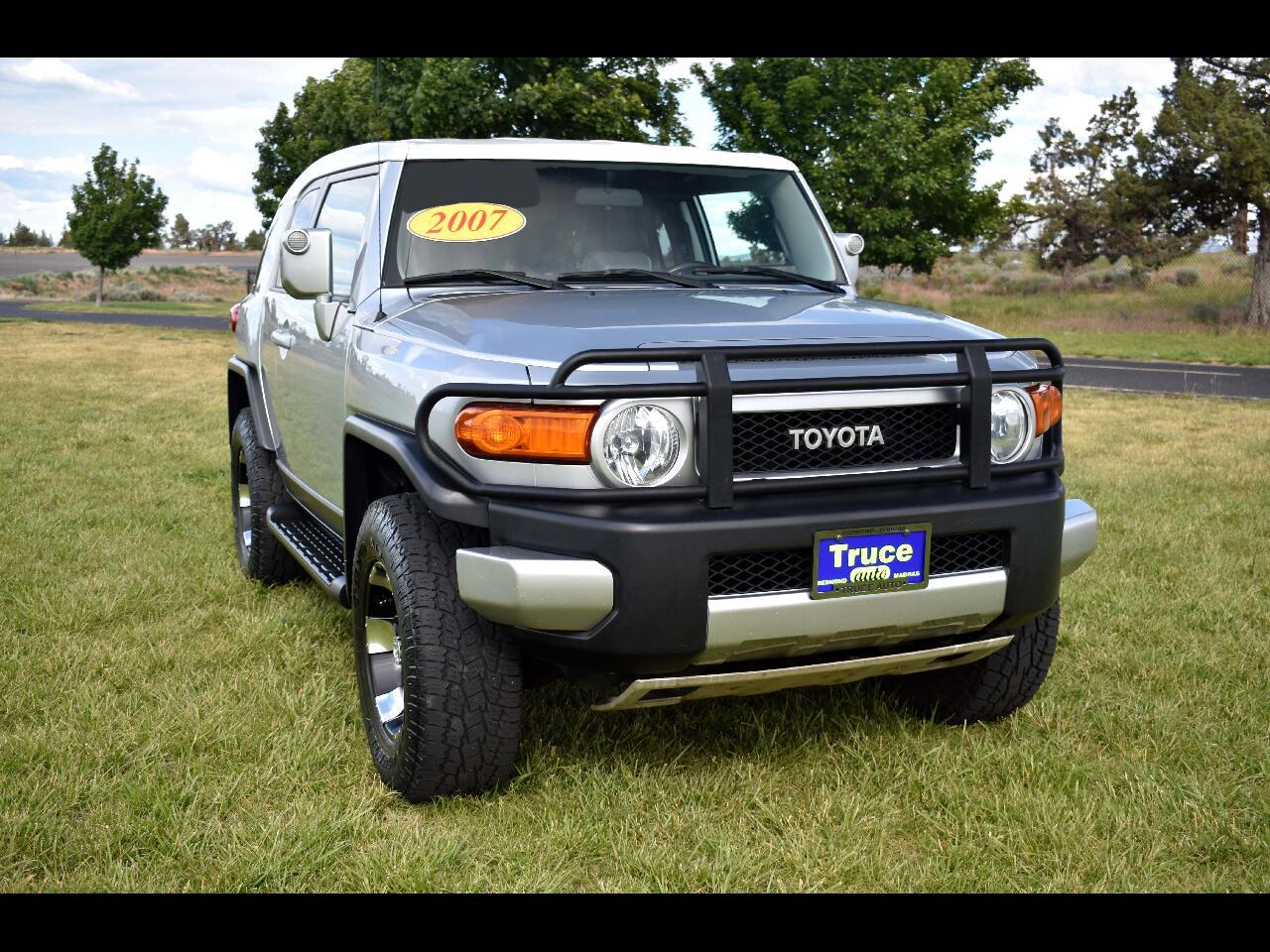 2007 Toyota FJ Cruiser 4WD 4dr Auto**LOW MILES**