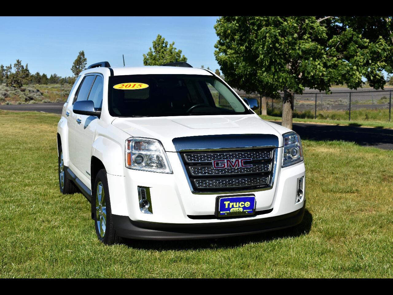 2015 GMC Terrain AWD 4dr SLT