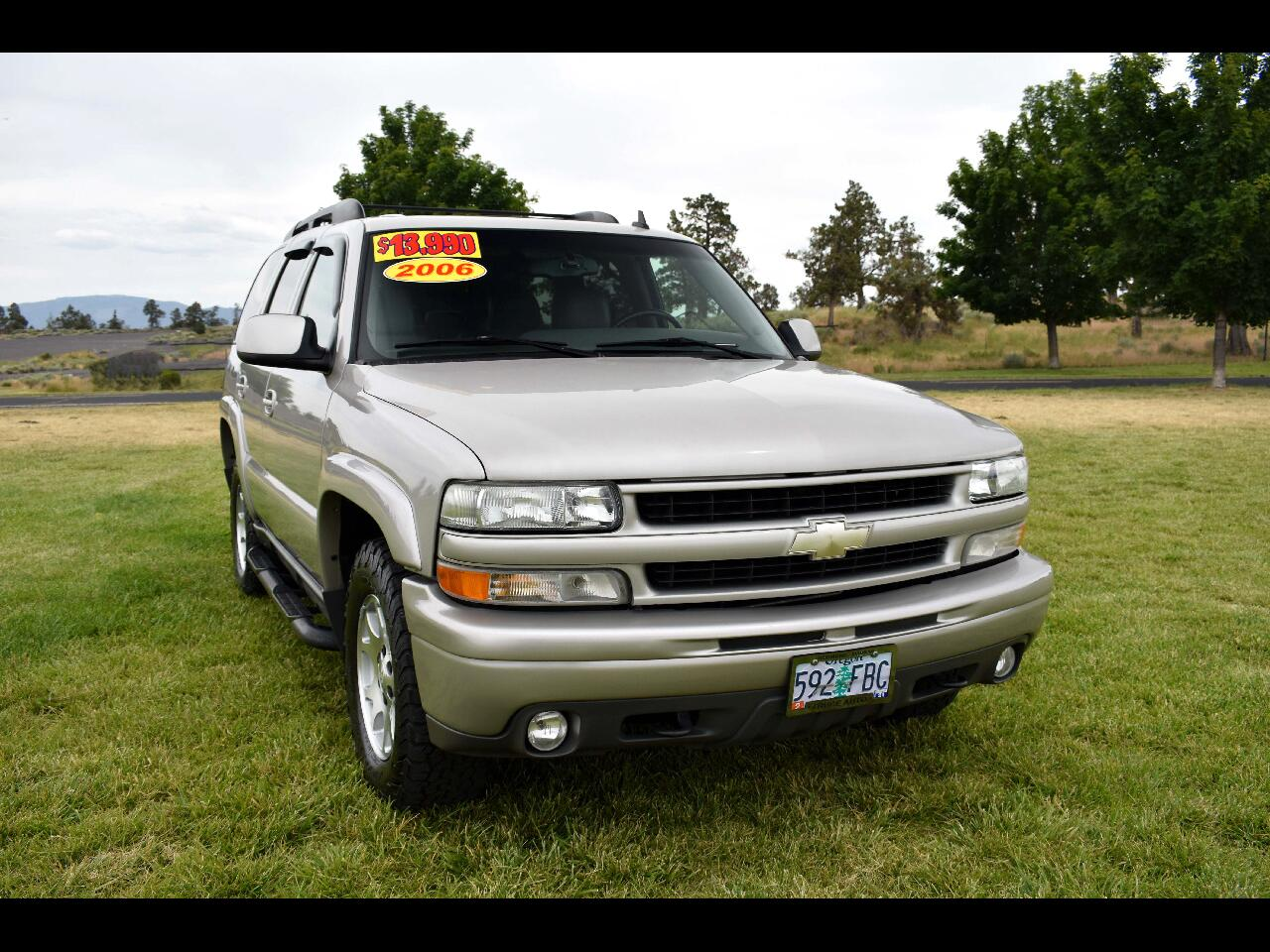 2006 Chevrolet Tahoe 1500 Z71 *LOW MILES* *THIRD ROW*