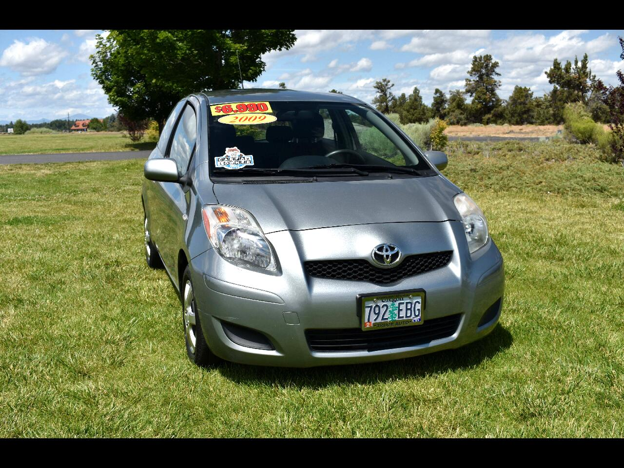 2009 Toyota Yaris 3DR HB MANUAL *ONE OWNER* *LOW MILES*