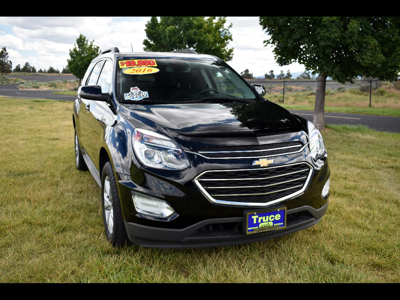 2016 Chevrolet Equinox AWD LT *ONE OWNER* *LOW MILES*